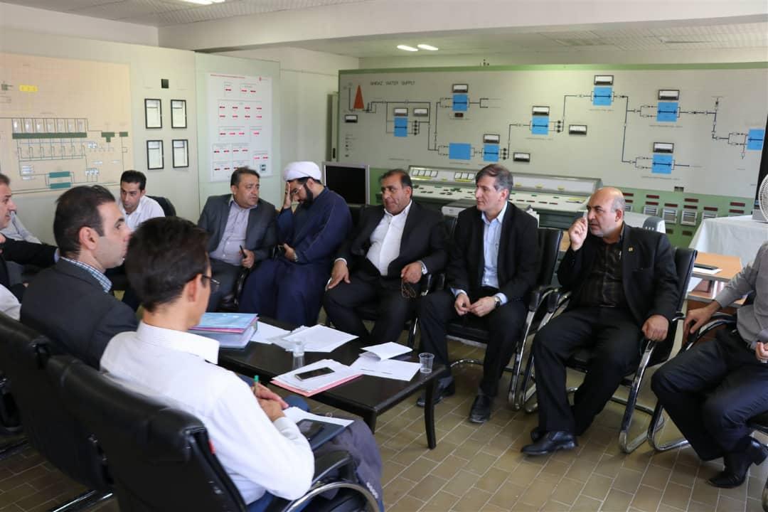 ایجاد ناحیه صنعتی کامفیروز در مرودشت/انعقاد ۷۵ قرارداد با متقاضیان در شهرکهای صنعتی مرودشت