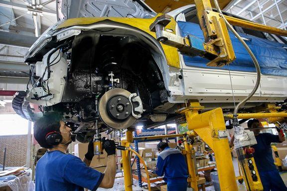 آوار تحریم ایران بر سر شرکتهای خودروسازی خارجی + فیلم