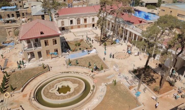 افتتاح خانه اتحادیه و مینایی در شهریور ماه