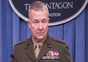 ادعای مضحک ژنرال آمریکایی: هفته گذشته چند پهپاد ایرانی را سرنگون کردیم