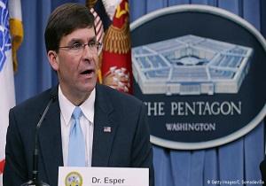 وزیر دفاع آمریکا انتخاب شد