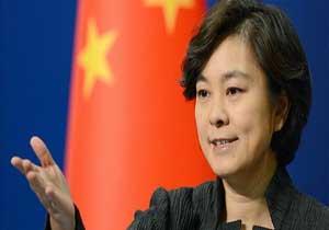 چین از مداخله آمریکا و انگلیس در امور هنگ کنگ انتقاد کرد