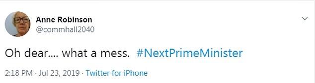 واکنش مردم انگلیسی به نخستوزیری بوریس جانسون + تصاویر