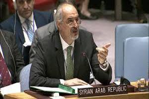 بشار الجعفری: آزادسازی جولان همچنان اولویت سیاست سوریه است