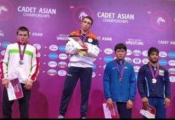کشتی گیر خراسان رضوی مدال طلای رقابتهای جهانی را از آن خود کرد