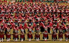 باشگاه خبرنگاران -تصاویر روز: از نمایان شدن کهکشان راه شیری در آسمان انگلیس تا آغاز جشنواره بینالمللی گردشگری جاده ابریشم در تبت