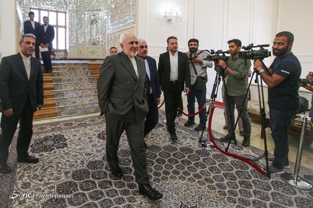 چرا ظریف وزیر خارجه ایران تحریم شد؟