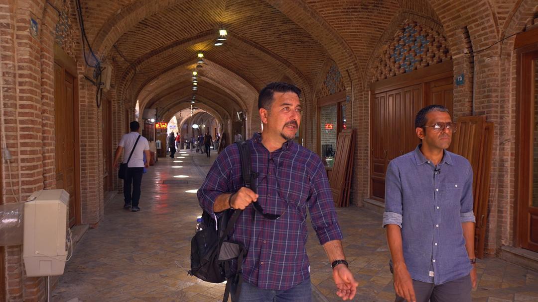 امیرحسین صدیق با «عشق سفر» به معرفی پایتخت میپردازد