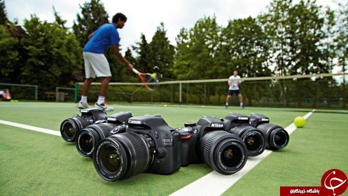 قدم به قدم تا یک عکاس ورزشی شدن فاصله دارید! +تشریح قدم ها!
