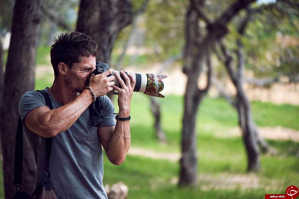 نکاتی حرفهای پیرامون عکاسی حیات وحش؛ یک عکاسی هیجان انگیز + معرفی انواع استتار