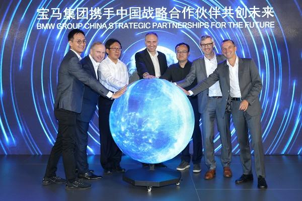 همکاری بیامو و غول فناوری چینی برای پایهگذاری پلتفرم رانندگی خودران
