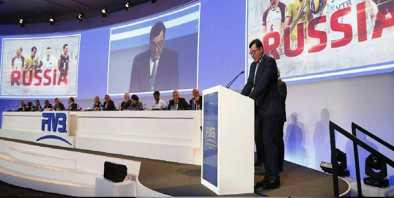 میزبانان نهایی رقابتهای قهرمانی والیبال جهان ۲۰۲۳ مشخص شدند