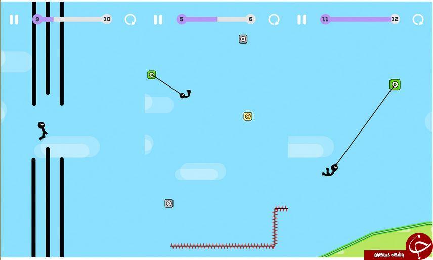 بازیهای رایگان مخصوص سیستم عامل iOS مخصوص فصل تابستان