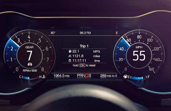 سیستم هوشمند فورد موستانگ، تجربهای جدید در رانندگی