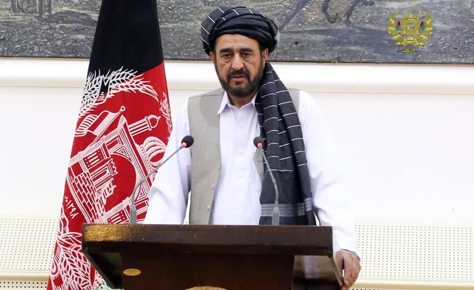 مراسم اولین ساگرد شهید موسوی گردریزی ملقب به «چمران افغانستان»