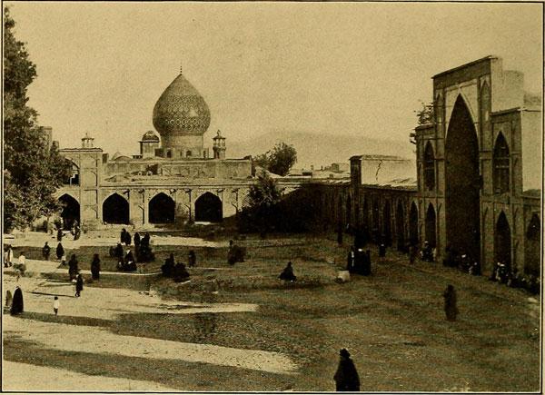 بزرگترین مسجد ایران کجاست؟