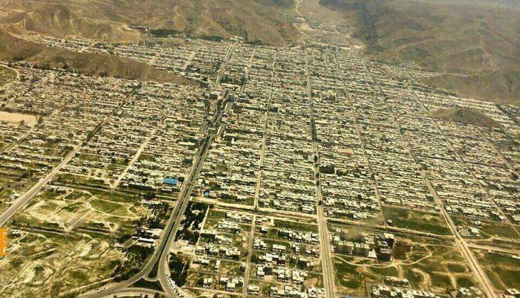 شهر بدون کوچه ایران کجاست؟