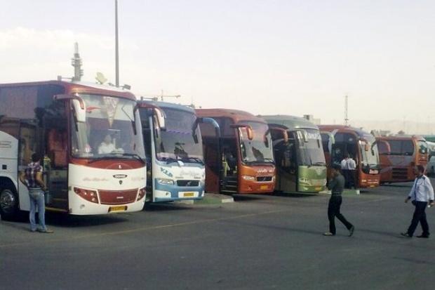۱۷۴ دستگاه اتوبوس براساس کارت هوشمنددر ایلام /ناوگان اتوبوسی ایلام جز جوانترین ناوگان در سطح کشور هستند