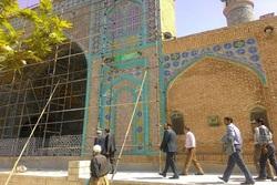 مرمت۵۰ بنای تاریخی در کردستان