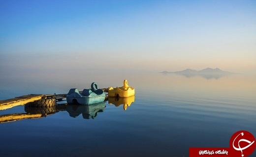 نگین فیروزه ای شمال غرب ایران روی ریل احیا