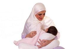 شیر مادر انتخابی ایمن برای سلامتی و رشد شیرخواران و کودکان