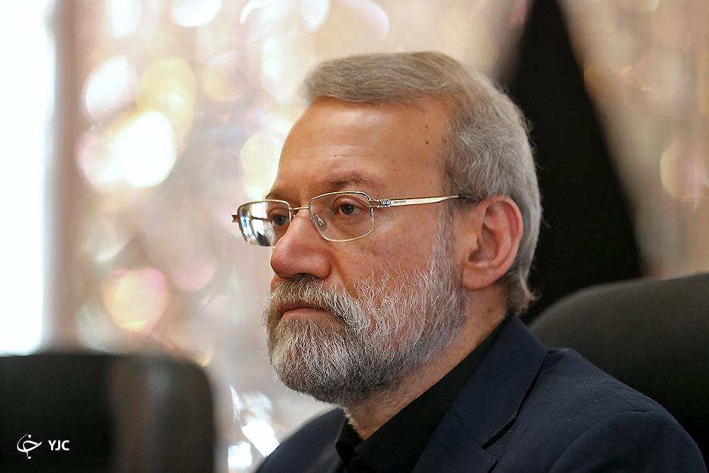 لاریجانی درگذشت همشیره محسن و امیدوار رضایی را تسلیت گفت