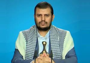 سخنرانی دبیرکل جنبش انصارالله یمن آغاز شد