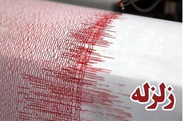 زلزله ۵.۲ ریشتری چرام را لرزاند