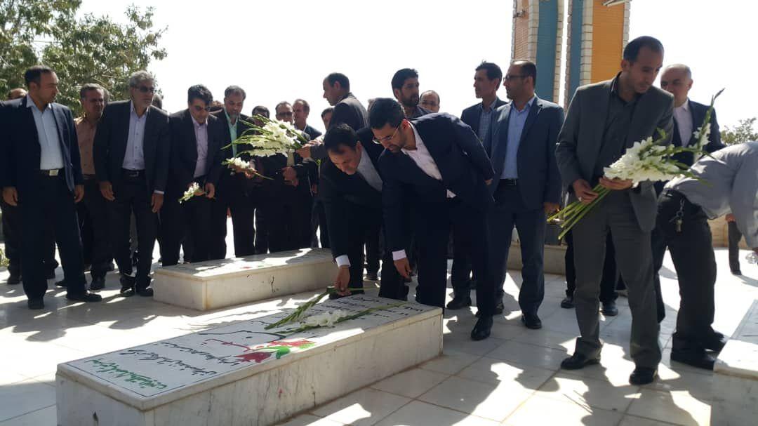 ورود وزیر ارتباطالت به تربت حیدریه