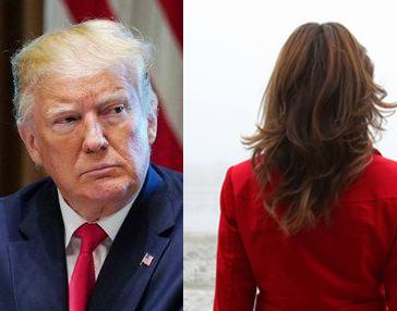 این زن توانایی تکه تکه کردن ترامپ را دارد + تصاویر