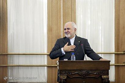 نشست خبری محمد جواد ظریف