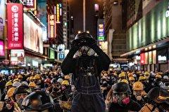 باشگاه خبرنگاران -تصاویر روز: از ادامه تظاهرات در هنگکنگ تا جاری شدن سیلاب در خیابانهای بمبئی
