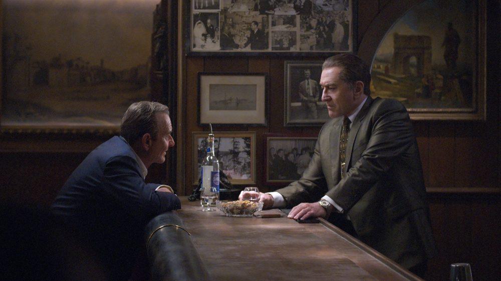 «مرد ایرلندی» به جشنواره فیلم لندن پایان میدهد