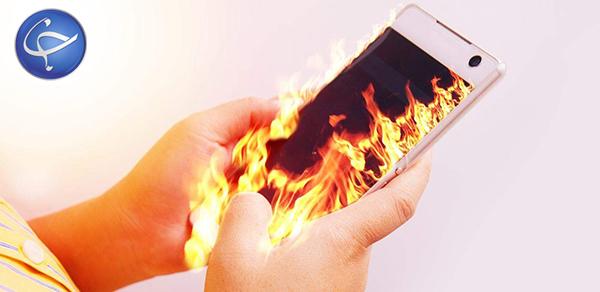 دلیل داغ شدن گوشی هوشمند چیست؟ + راهکارهای مقابله با آن
