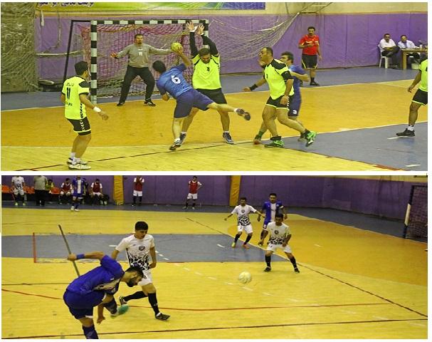 فعالیت ۲ تیم هندبال و فوتسال آلومینیوم اراک در هالهای از ابهام