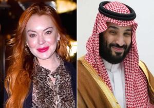 افشا شدن ارتباط دوستی بن سلمان با بازیگر پرحاشیه زن آمریکایی