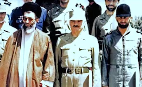 نماهنگی از بیانات رهبر انقلاب به مناسبت سالگرد شهادت شهید بابایی