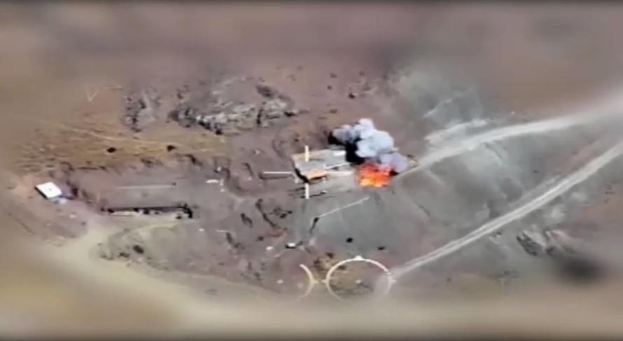 سایه بمبهای ایرانی بر سر پایگاههای آمریکایی در منطقه + تصاویر
