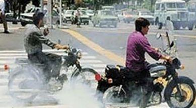 کاظمی/شماره گذاری موتور سیکلتهای کاربراتوری به بهانه اینکه از قبل تولید شدهاند توجیه مناسبی نیست