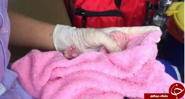 تولد نوزاد ۲۴ انگشتی در تایلند+تصاویر