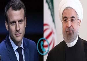 المیادین: روحانی دعوت مکرون برای دیدار با ترامپ را رد کرد