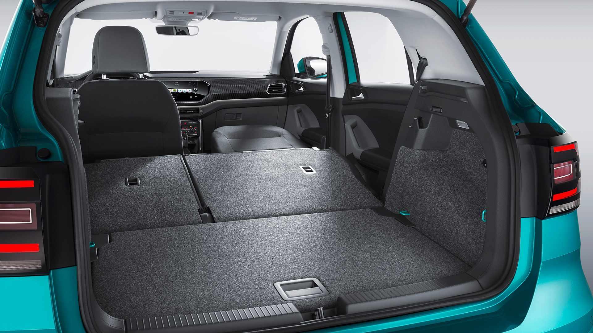 عرضه خودروی VW T-Cross Coupe شرکت فولکس واگن تا اواخر سال ۲۰۲۰