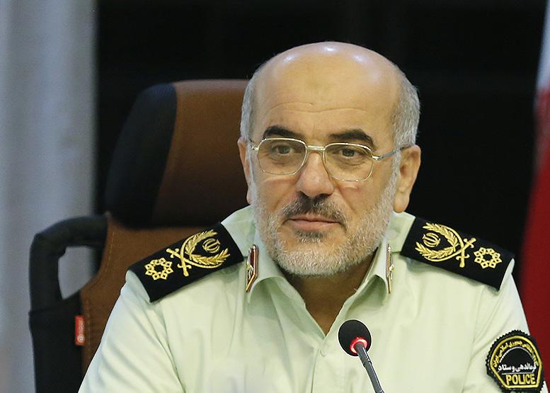 نیروی انتظامی به دنبال تامین امنیت و آرامش در جامعه