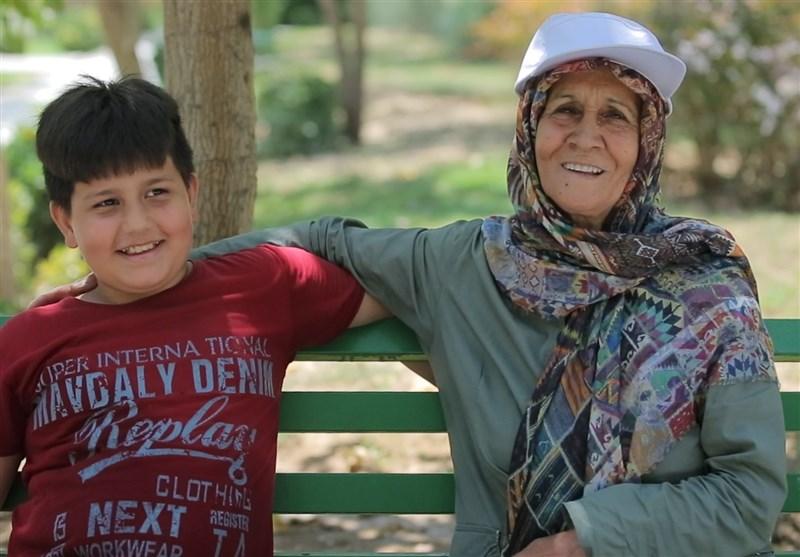 مادربزرگ ۷۴ ساله ایرانی که یک دونده حرفهای است + عکس
