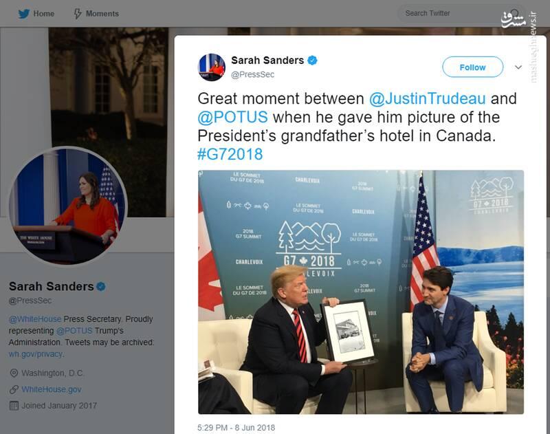 عرق جبین یا زنان کانادایی؛ ثروت دونالد ترامپ از کجا آمده است؟ +عکس و فیلم