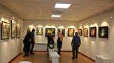 باشگاه خبرنگاران -پهنهای از رنگ در گالری «خط سفید»/ نجوای قلم در گالری «شیث» به صدا در میآید