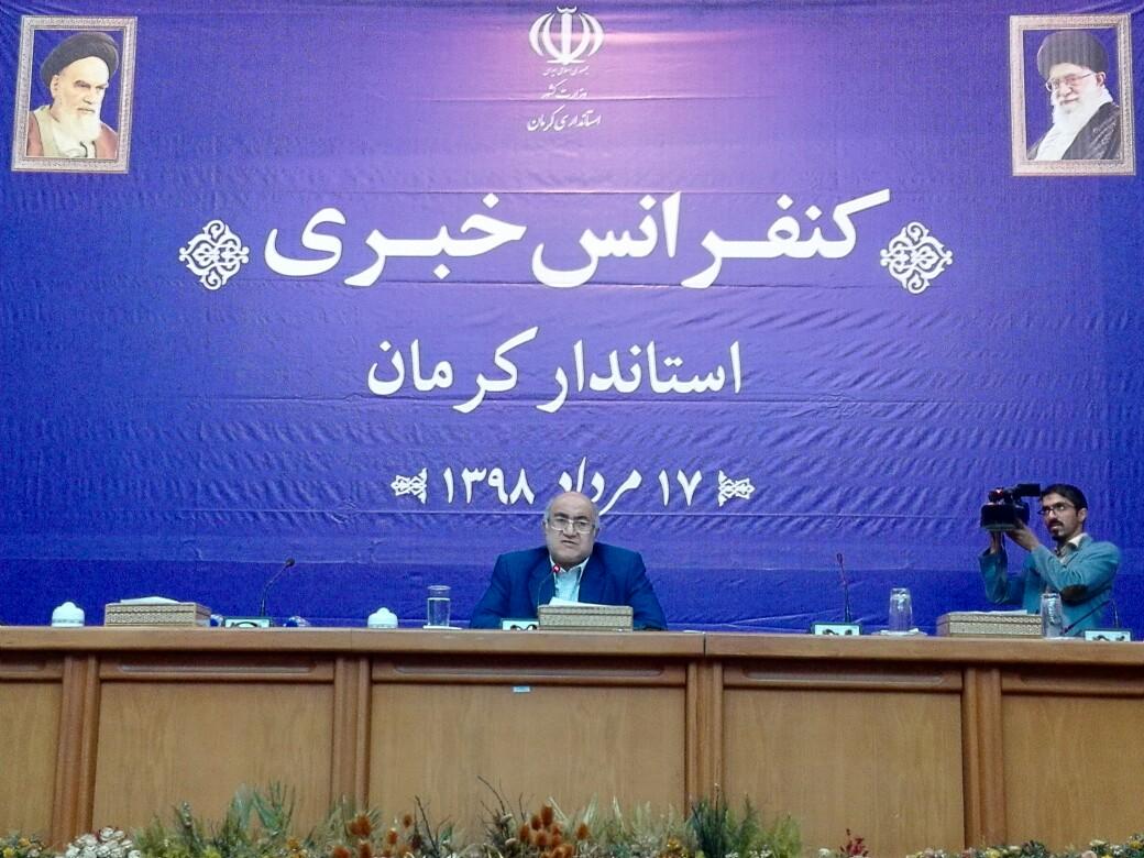 حضورخبرنگاران تخلفات مدیران را کم می کند/۲۵۰۰پروژه در دست انجام در کرمان