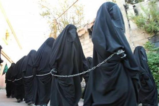 فعالیت زنان ایزدی در باشگاه بوکس بعد رهایی از داعش و بردگی جنسی + تصاویر