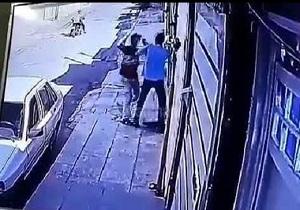 از زورگیری خشن با ساطور در اهواز تا سقوط جنگنده اف ۴ در ساحل بوشهر + فیلم و تصاویر
