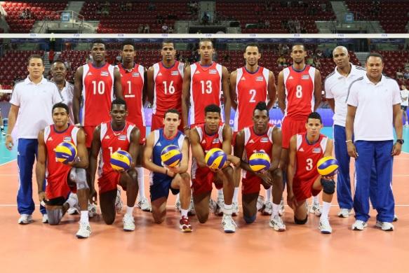 آشنایی با تیم ملی والیبال کوبا / مردان کارائیب کم مهره، اما پر خطر